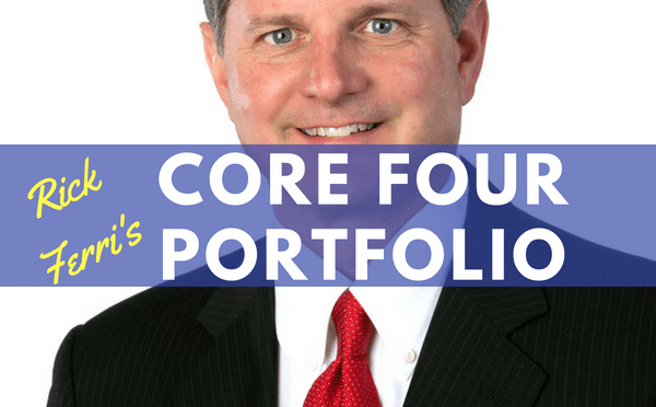Rick Ferri is former navy pilot. Here you can find all of his supersonic and super simple portfolios. Which one is right for you?