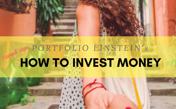 Do you want a guaranteed way to invest money? Do you want to get investing right? These 5 steps will you guide you on how to invest money.