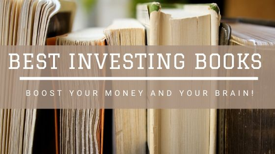 Here are the 55 best investing books. Books that actually help you invest filled concrete actionable advice. Have you read any of these?