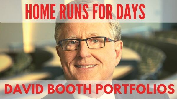 David Booth of DFA has suggested some fantastic portfolios. Here you will find some of the best portfolios you will meet
