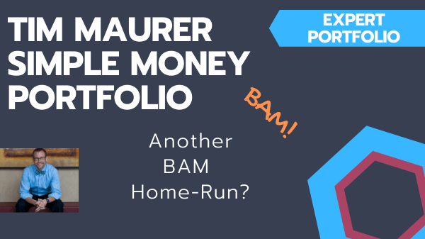 Tim Maurer Simple Money Portfolio
